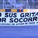 CRP-16 participa de mais um ato do Fórum Capixaba em Defesa da Saúde Pública, em Vila Velha