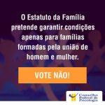 PL do Estatuto da Família desconsidera múltiplas formas de composição familiar