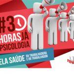 Fenapsi convoca categoria para manifestação em apoio à aprovação do PL das 30 horas