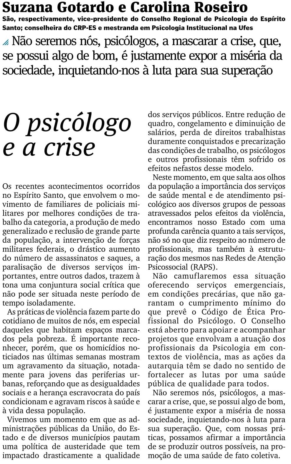 O psicólogo e a crise_AG_OPINIÃO_PÁG 21_24.02.2016_1