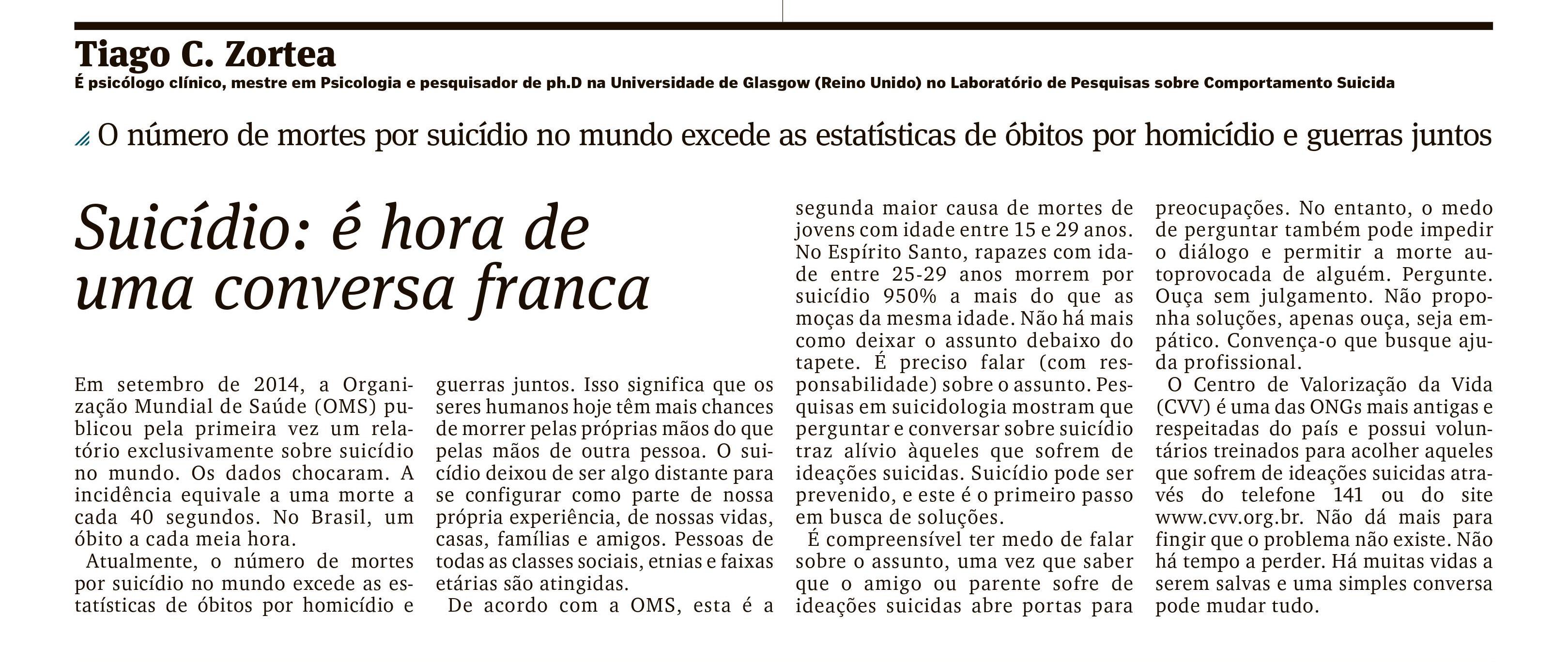 Suicídio é hora de uma conversa franca_AG_OPINIÃO_PÁG 23_08.04.2016