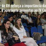 I Simpósio para profissionais de RH reforça a importância da formação Psi