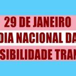 Dia Nacional da Visibilidade Trans: CRP-16 atua pela despatologização da transsexualidade