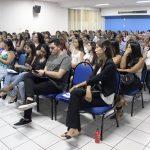 Pré-congresso de Vitória elege 18 delegadas/os e aprova 26 propostas
