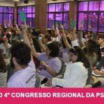9º CNP / 4º Corep: plenária é instalada, aprova regimento e elege mesa diretora do Congresso Regional