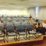 Pré-congresso de Guarapari elege 3 delegadas/os e aprova 19 propostas