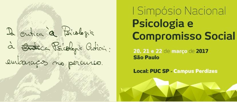 Memorial do psicólogo Marcus Vinicius (Matraga) será lançado em simpósio do Instituto Silvia Lane de Psicologia e Compromisso Social