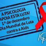 1º de dezembro é Dia Mundial de Luta contra a Aids
