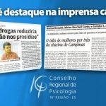 CRP-16 é destaque na imprensa capixaba