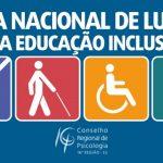 Dia Nacional de Luta pela Educação Inclusiva: acolhimento à pluralidade humana deve nortear atuação das/os profissionais da Psicologia