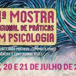 Inscrições abertas para 11ª Mostra Regional de Práticas em Psicologia