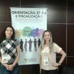 Vice-presidente e coordenadora técnica do CRP-16 participam de reunião sobre COE/COF em Brasília-DF