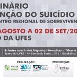 CRP-16 participa de Seminário de Prevenção do Suicídio
