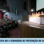 Seminário de Prevenção do Suicídio: CRP-16 destaca que toda sociedade deve discutir a questão e convida a categoria para reunião da Comissão de Saúde sobre o tema
