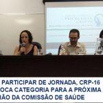 CRP-16 discute fenômeno da automutilação entre adolescentes nesta terça-feira, 10