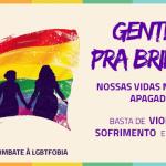 Dia Mundial de Combate à LGBTfobia