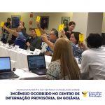 Sistema Conselhos de Psicologia se manifesta sobre incêndio no Centro de Internação em GO