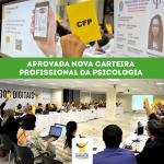 Aprovada resolução sobre a nova carteira profissional da Psicologia