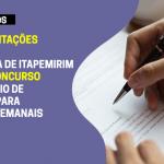 Após orientações do CRP-16, Prefeitura de Itapemirim divulga concurso com vagas para psicólogas/os com salário de R$ 3,1 mil para 20 horas semanais
