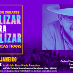 """Em lembrança ao Dia da Visibilidade Trans, CRP-16 promove o evento """"Viabilizar para visibilizar: políticas trans"""""""