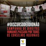 Campanha de Direitos Humanos do CFP passará por todos os Conselhos Regionais
