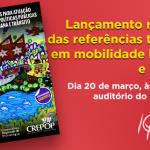 CRP-16 promove lançamento de referência técnica em mobilidade humana e trânsito em Vitória