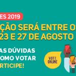Eleições 2019: tire suas dúvidas sobre como votar