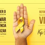 CRP-16 integra campanha Setembro Amarelo de prevenção do suicídio
