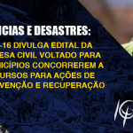 Emergências e Desastres: CRP-16 divulga chamamento da Defesa Civil Estadual voltado para municípios capixabas