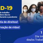 1 de maio: Dia Internacional das/os Trabalhadoras/es