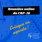 Próxima reunião online do CRP-16 é sobre políticas educacionais no ensino superior no contexto da pandemia