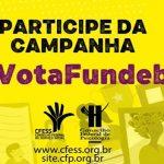 #VotaFundeb: Psicologia brasileira convoca luta em defesa do financiamento permanente para educação pública
