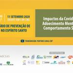 Seminário de Prevenção de Suicídio no ES será dia 11 de setembro