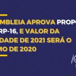 Assembleia aprova proposta do CRP-16, e valor da anuidade de 2021 será o mesmo de 2020