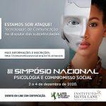 Abertas as inscrições para o III Simpósio Psicologia e Compromisso Social do Instituto Silvia Lane