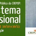 Consulta Pública do Crepop: Sistema Prisional