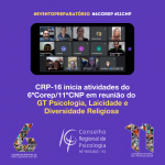 CRP-16 dá início às atividades do 6º Corep/11º CNP