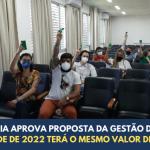 Assembleia aprova proposta da gestão do CRP-16, e anuidade de 2022 terá o mesmo valor cobrado em 2021